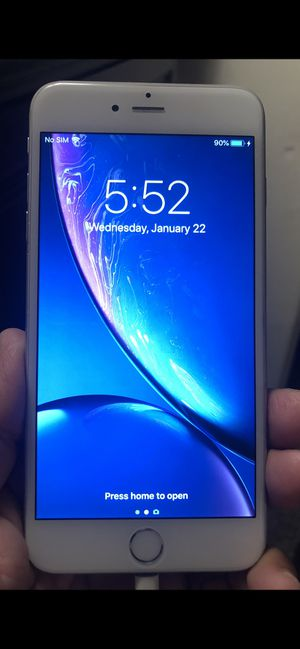 IPhone 6 Plus 64gb fully unlocked $179 no bs! for Sale in Laveen Village, AZ