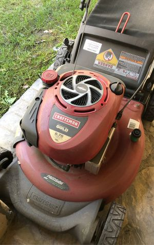 Craftsman lawn mower for Sale in Placentia, CA