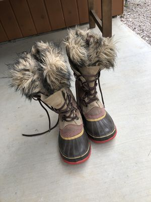 Women's Sorel Snow/Rain Boots Size 6 for Sale in Austin, TX