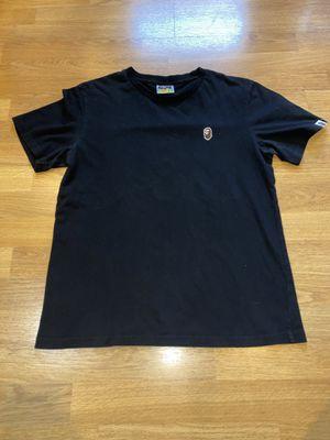 Bape men's L black T-shirt for Sale in Portland, OR