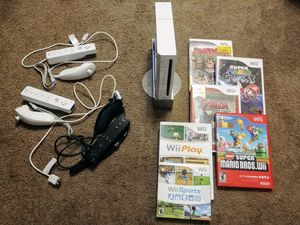Nintendo Wii + games for Sale in Hillsboro, OR