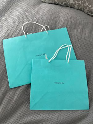 Tiffany bags 🛍 for Sale in Seal Beach, CA