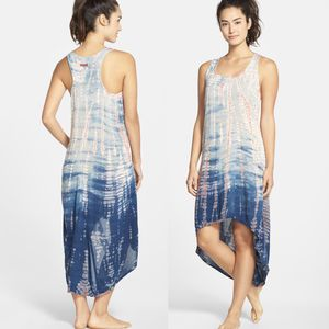 Hard Tail | Tie Dye High/Low Racerback Tank Dress- SZ XS for Sale in Las Vegas, NV