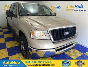 2008 Ford F150 SuperCrew Cab for Sale in Stafford, VA
