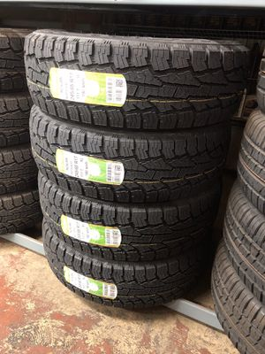 🔥 New 245/65/17 Nokian Tires 🔥 FREE mount and balance 🔥 for Sale in Portland, OR