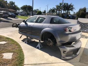 2003 Mazda RX 8 - Part Out for Sale in La Mirada, CA