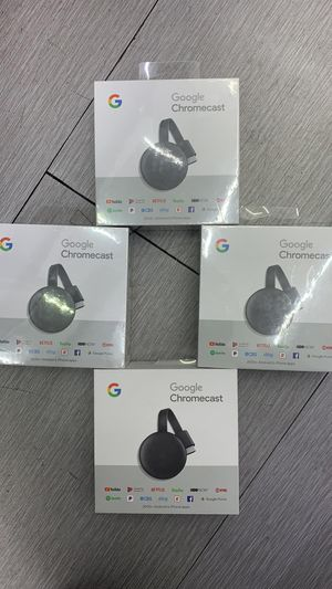Google Chromecast for Sale in The Bronx, NY