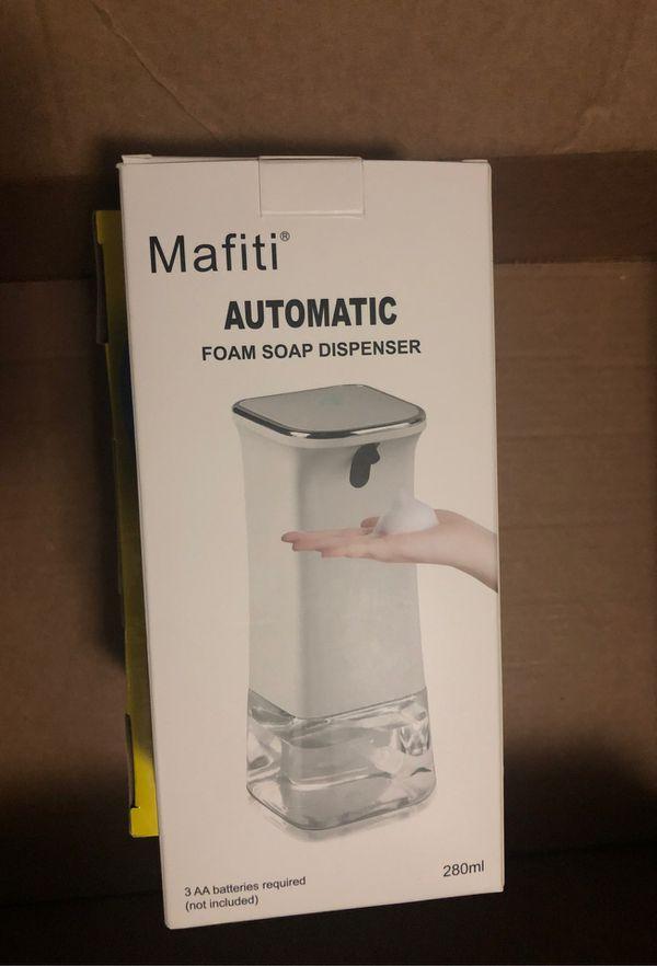 Automatic Foaming Soap Dispenser