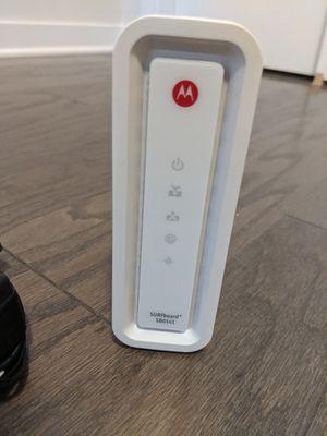 Motorola SB6141 for Sale in Chantilly, VA