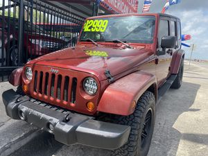 🔥2007 JEEP WRANGLER 🔥 for Sale in Kirby, TX