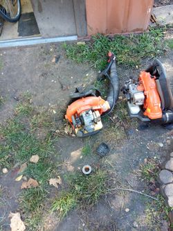 Husqvarna backpack blowers for Sale in Wood River,  IL