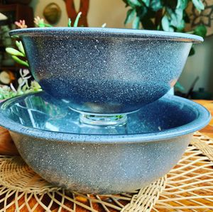 Vintage Pyrex Graphite Mixing Bowls for Sale in Issaquah, WA