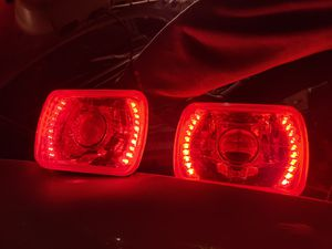 Halo led headlights 7×6 for Sale in Des Moines, WA