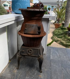 Wood stove/potbelly for Sale in Torrance, CA