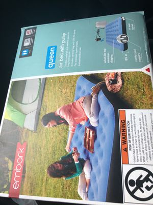 Embark Air Mattress for Sale in Los Angeles, CA