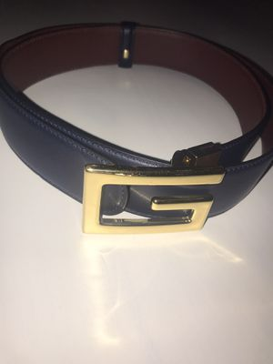Gucci belt worn once for Sale in San Diego, CA