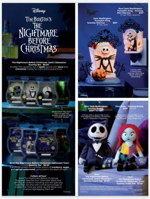 Scentsy - Disney Nightmare Before Christmas Collection for Sale in Tacoma, WA