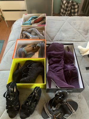 8 1/2 - 9 size shoes!!! Selling all of them together or separately. for Sale in Redondo Beach, CA