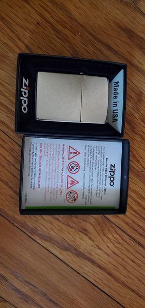 Zippo lighter for Sale in Glendale, CA