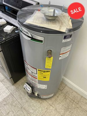 LIMITED QUANTITIES!Contact Today Water Heater AO Smith Open Box #1466 for Sale in Miami, FL