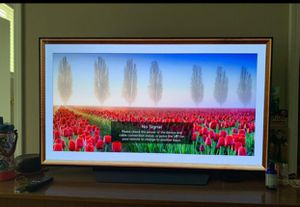 55 inch LG OLED TV for Sale in Longmont, CO