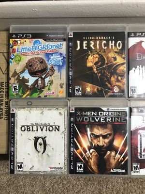 Used PS3 games, I DELIVER! for Sale in East Lansing, MI