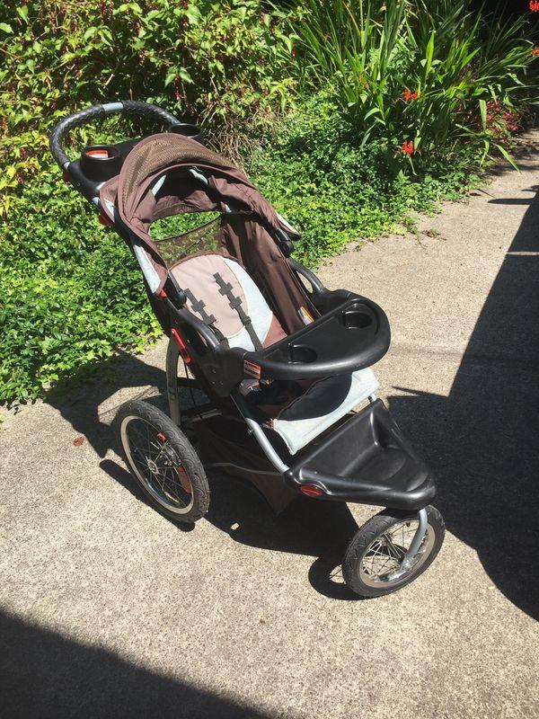 BabyTrend jogging stroller