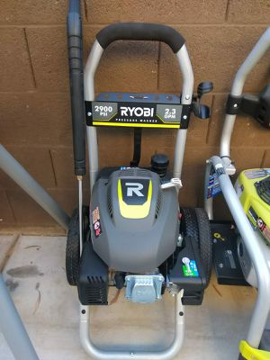 GAS PRESSURE WASHER 2900PSI for Sale in Phoenix, AZ