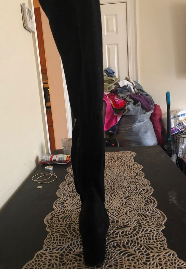 Rue 21 Knee high boots , size S 6/7