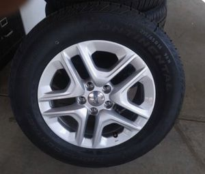 Brand new tires and wheels take offs for Sale in Villa Park, CA