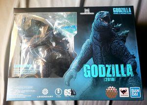 SH Monsterarts Godzilla 2019 Figure for Sale in Norwalk, CA