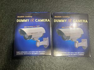 2 Dummy /R camera/ brand new for Sale in Sterling Heights, MI