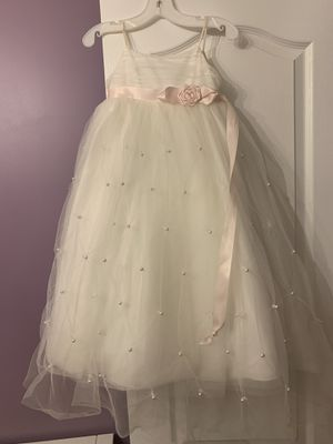 David's bridal flower girl dress for Sale in Elkridge, MD