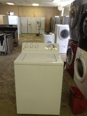 GE super capacity washer heavy duty works perfect six months free warranty for Sale in Orlando, FL