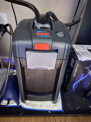 Canister Eheim pro 4 600 for Sale in Foster City, CA