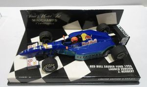 Red Bull Petronas F1 1:43 Minichamps for Sale, used for sale  West Palm Beach, FL