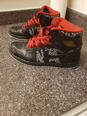 Jordan 1 Retro Hall of Fame for Sale in Union City, CA