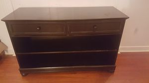 Console/tv table for Sale in Tacoma, WA