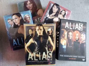 Complete Alias box set for Sale in Sahuarita, AZ