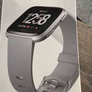 Fit Bit Versa Smart Watch for Sale in Milford, CT