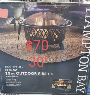 "Wood fire pit 30"" for Sale in Caruthers, CA"