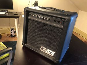 Crate Guitar Amplifier for Sale in Pittsburgh, PA