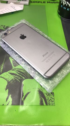 iPhone 6 16gb for T-Mobile for Sale in Orlando, FL