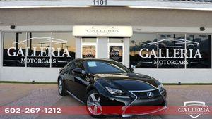 2016 Lexus RC 200t for Sale in Scottsdale, AZ