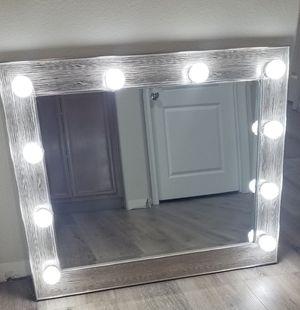 New Silver/Bronze Vanity Mirror for Sale in San Bernardino, CA