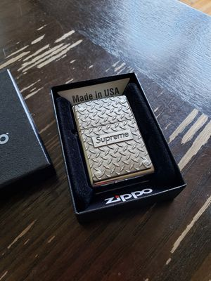 Supreme Zippo lighter for Sale in San Diego, CA