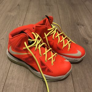 Nike basketball shoes size 7Y for Sale in Chelsea, MA