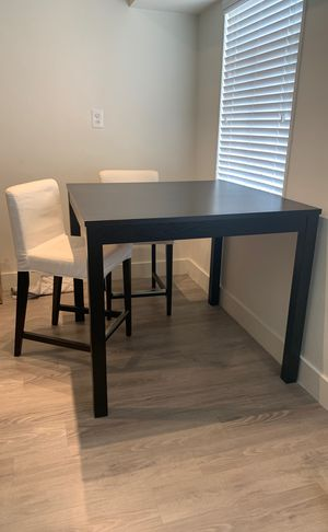 IKEA Dining Table and Chairs for Sale in Washington, DC