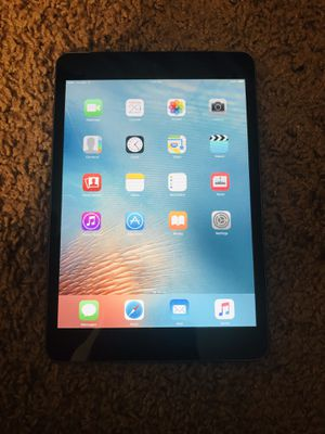 iPad mini WiFi +cellular 16GB for Sale in Silver Spring, MD