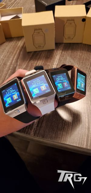 🔥⌚NEW SMART WATCHES ⌚🔥FOR ANDROID 📦 SHIPPING ONLY* BUY 2 OR MORE AND SAVE $$ for Sale in Orlando, FL